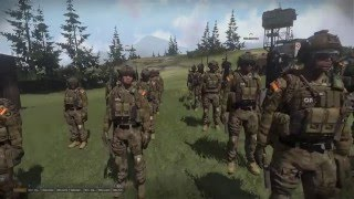 Comando Chacal - Apoyo a la ONU - Arma 3 Gameplay Español