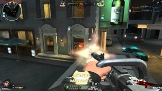 Assault Fire Br Bug modo Mutante