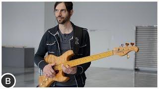 ARMIN METZ - CHORD SLAP SOLO BASS | BassTheWorld.com thumbnail