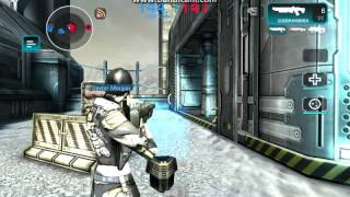 Shadowgun Deadzone Gameplay ZC - Invasion (8-0) - w.Dexter Morgan