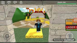 My first video from roblox