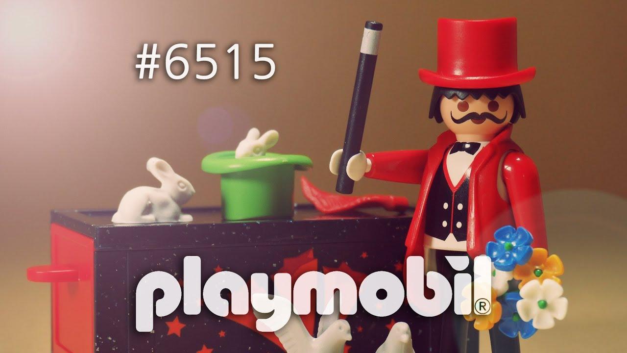 Playmobil Add On 6515 Magician With Magic Box