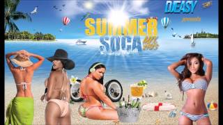 Soca 2015  Summer Party mix [Trinidad,Antigua,St  Vincent,Barbados,Dominica,Grenada,St Lucia +++]