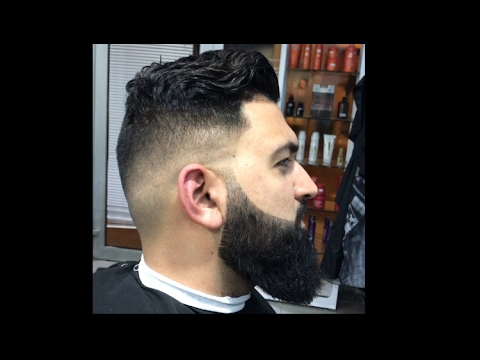 Avant / Après - French Barber