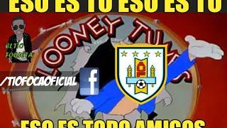 MEMES ELIMINACION DE URUGUAY CAE ANTE VENEZUELA 1-0 LUIS SUAREZ BANCA, COPA AMERICA 2016