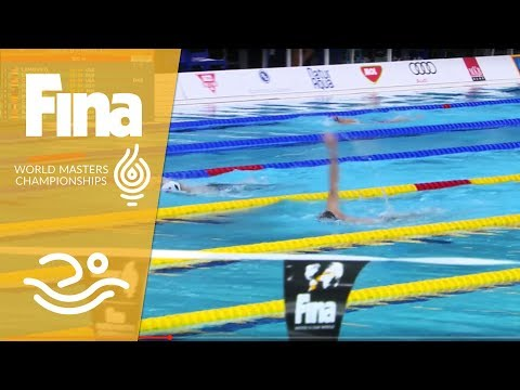 LIVE - Swimming Day 3: Duna Arena Pool B | FINA World Masters Championships 2017 - Budapest