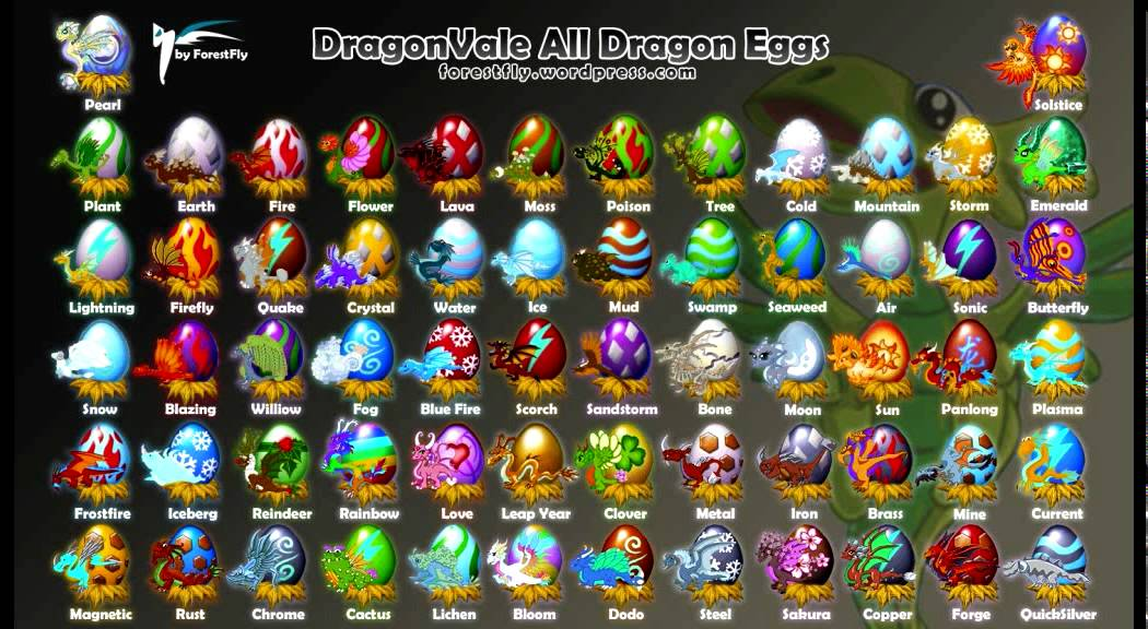 hd dragonvale all eggs solstice dragon youtube