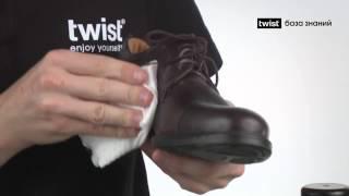 видео Уход за кожаной обувью в домашних условиях
