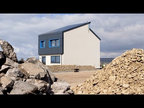 Solcer, a carbon positive house - Innovation in Sustainability Award 2015