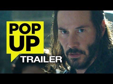 47 Ronin Pop Up Trailer (2013) - HD Keanu Reeves Movie