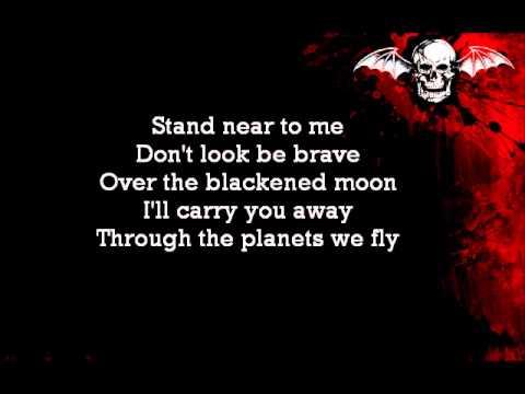 Acid Rain Avenged Sevenfold lyrics