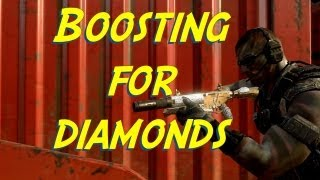 black ops 2 boosting for diamonds