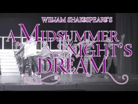 """A Misummer Night's Dream"" at The Oakwood School"