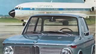 BMW 1600-2, 1966-1975