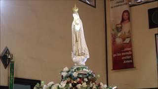 Procession mariale du samedi 13 juin 2020