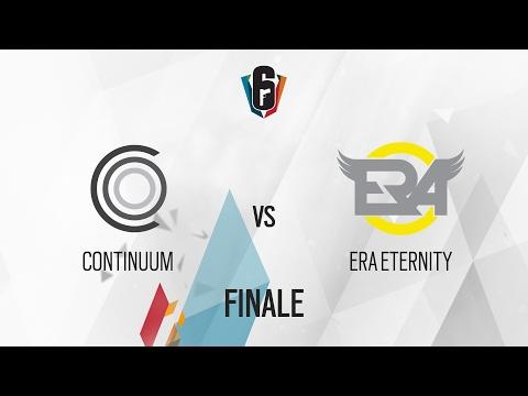 Six Invitational - PC Grand Final - ERa Eternity Vs. Continuum