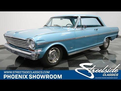 1963 Chevrolet Nova Chevy II SS for sale | 0576 PHX