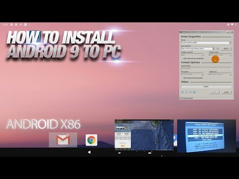 How To Install Android 9 In PC With Android X86 - Nov 2019
