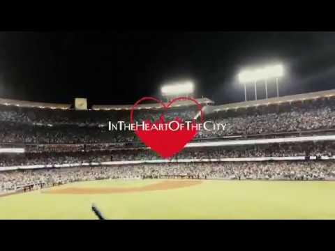 In the Heart of Elysian Park w/the Los Angeles Dodgers