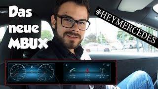 HeyMercedes - Das neue Infotainmentsystem MBUX aus der neuen A-Klasse