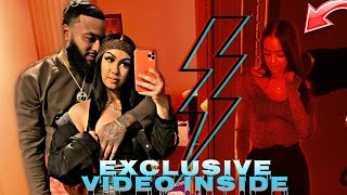 QUEEN NAIJA COUSIN EXPOSES HER + CLARENCE NYC HAS A SIDE CHICK?! 😳