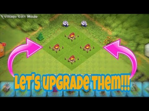 Let's Upgrade All Of Them-Level 7 Army Camps!!: Town Hall 9