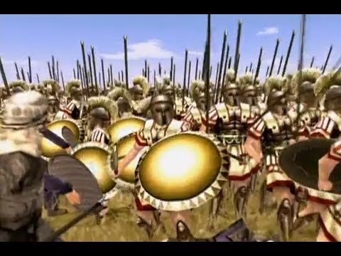 Decisive Battles - Marathon (Greece vs Persia)
