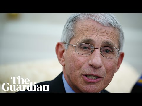 Dr Fauci testifies to Congress about US coronavirus response – watch live
