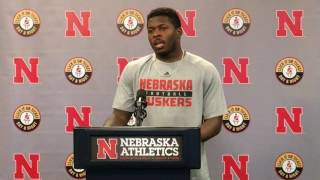 NU's Armstrong talks win over Illinois