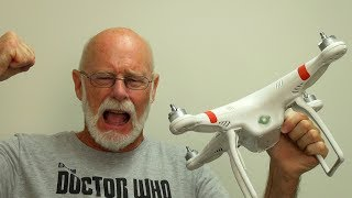 The drone that killed a hobby?