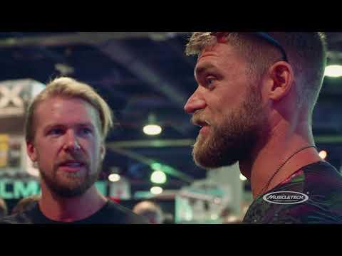 2017 MuscleTech Olympia Expo Recap