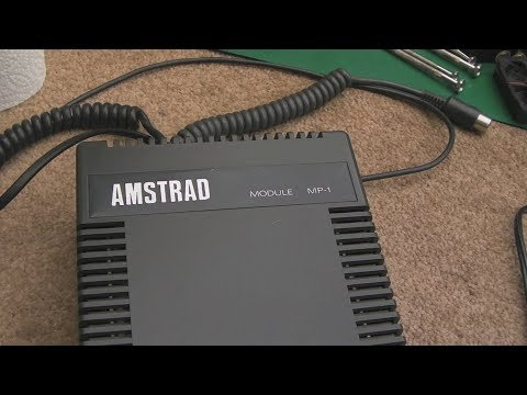 Amstrad CPC 464 MP1 PSU Refurb & Over Voltage Protection