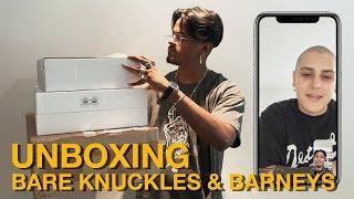 Bare Knuckles & Barneys Sale Unboxing Ft. Jacob Keller