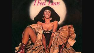 Donna Summer  I Feel Love (French Kiss Remix)