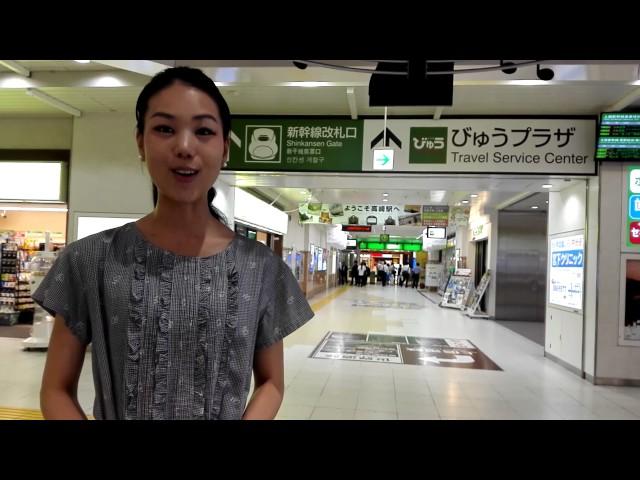 ミス・アース Live In Japan《高崎駅東口コンコース》