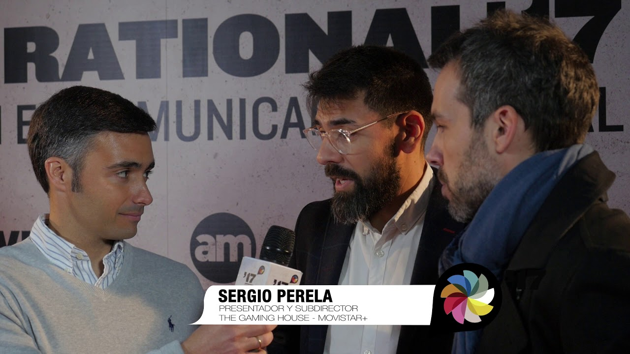 Festival  Inspirational 2017:  Tratamiento de eSports en los medios tradicionales