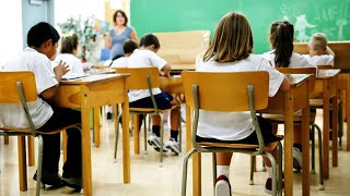 Alberta classrooms no longer required to maintain 2-metre distancing