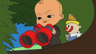 Baby boss how to draw  baby boss coloring book for kids