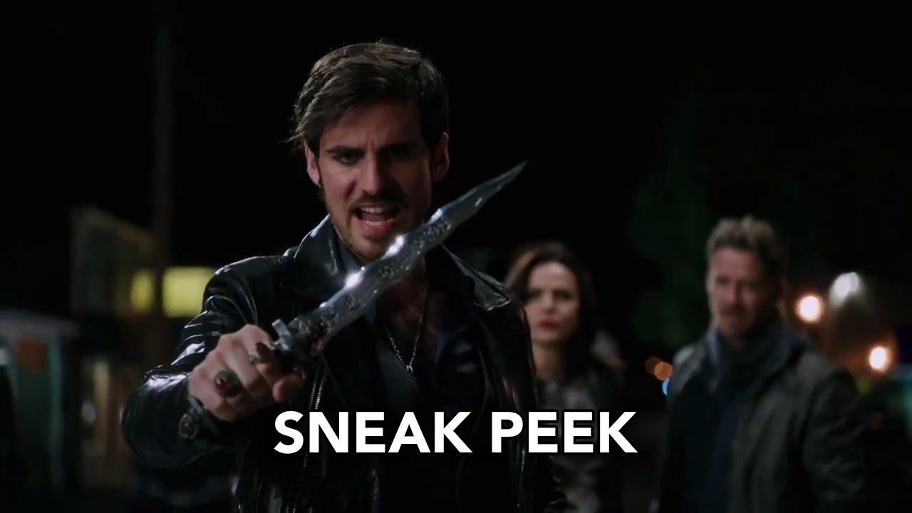 "Download Once Upon a Time 5x01 Sneak Peek ""The Dark Swan"" (HD)"