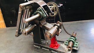Roladora de Perfiles | Homemade Roller Bender