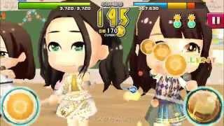 AKB音ゲー 2015.11.29 は阿部マリアさんのお誕生日。 【涙サプライズ】...