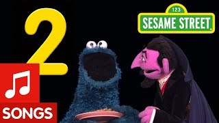 Sesame Street: Cookie Monster's Number 2 (New Number of the Day Dance)