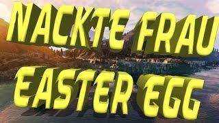 GTA 5 Online | Nackte Frau - Easter Egg  [Deutsch] [HD]
