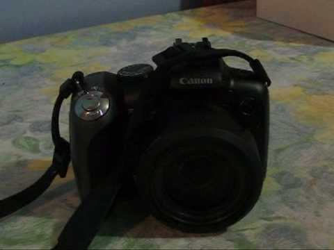 canon powershot sx1 is manual