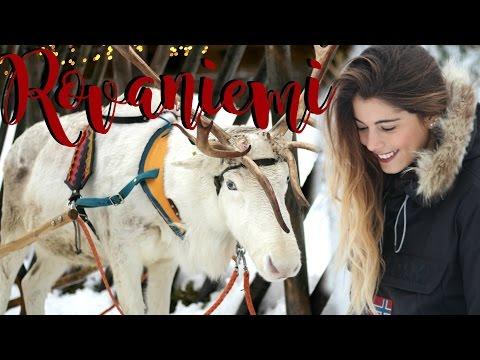 ROVANIEMI (Laponia) - Navidad adelantada #Bacetrips
