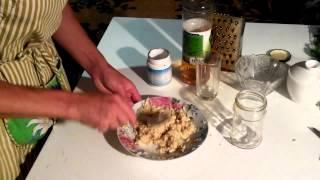 Рецепт хрена | Как приготовить хрен| Приправа из хрена