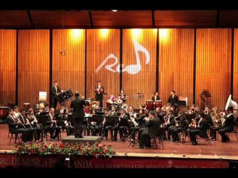 El Perro (Bambuco-Alfredo Mejía Vallejo) Banda Sinfónica Manuel J. Posada-Caldas, Antioquia