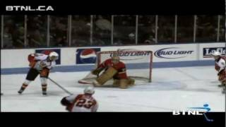 Louis Domingue - NHL Draft 2010 - Goaltenders- BTNL Hockey Training Videos
