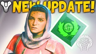 Destiny 2: DECEMBER UPDATE & LOOT FIXES! Next Patch Info, Rank System Fix & Special Package