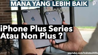 iPhone Plus VS Non Plus Series ? - by iTechlife